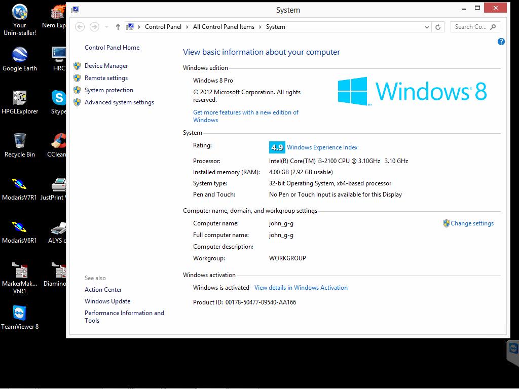 Cài Lectra Trên Windows 8 1