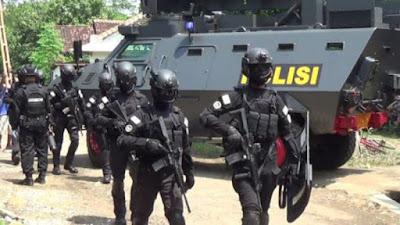 Terduga Teroris di Klaten Berpendidikan Tinggi yang Ditangkap Densus 88