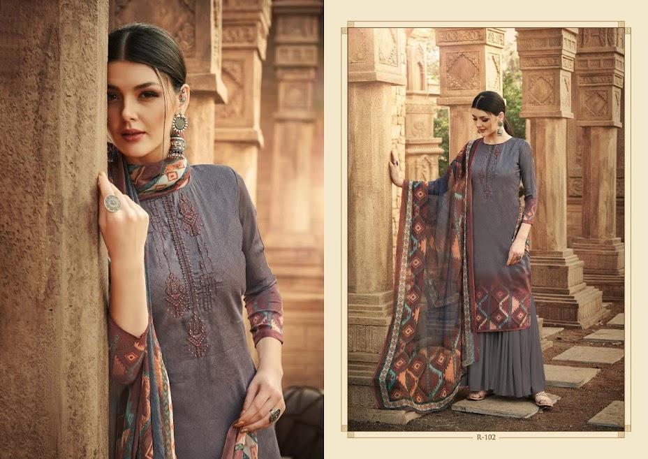 Rubi Siyoni Dress Material Manufacturer Wholesaler