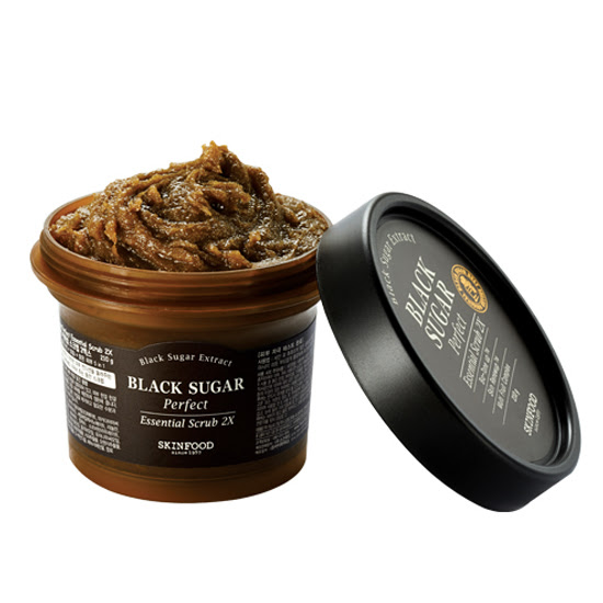 Skinfood Black Sugar Perfect Essential Scrub 2X