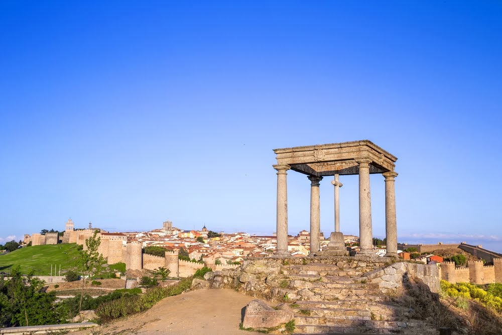 Cuatro Postes Ávila