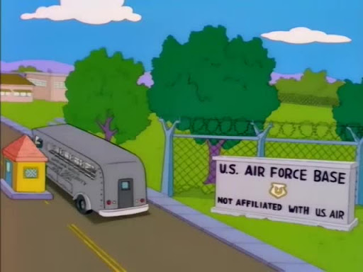 Los Simpsons 7x09 La Ultima Carcajada de Bob Patiño