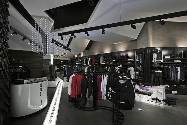 mẫu thiết kế shop thời trang