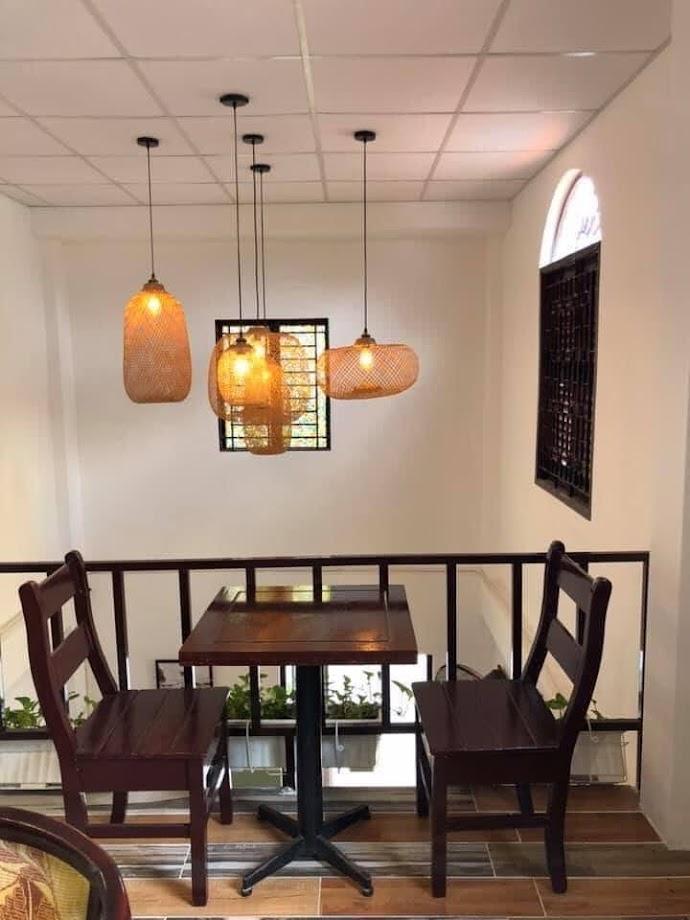 Tiệm cà phê 6Bis Phạm Văn Đồng Gò Vấp