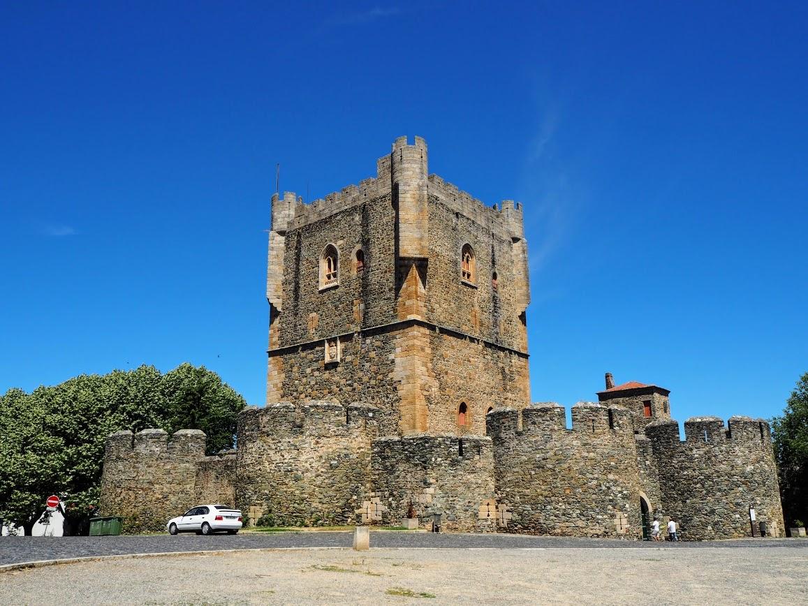 Castillo de Braganza