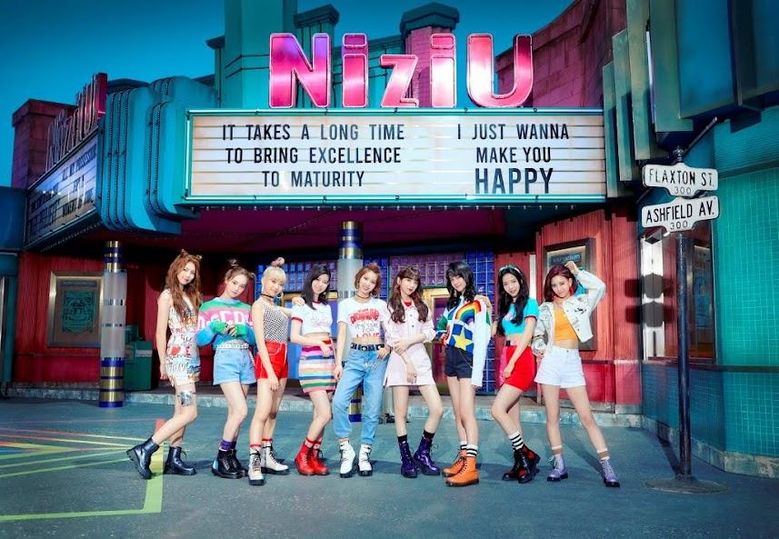 日本索尼 X JYP 聯手打造話題新女團 NiziU  迷你先行專輯上線!