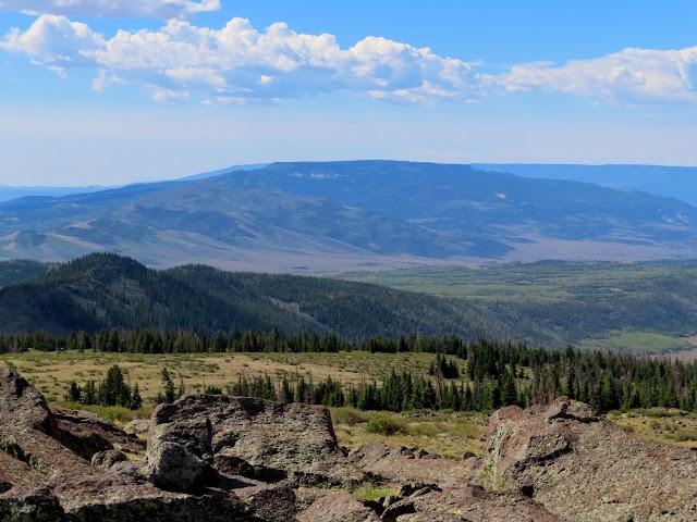 Thousand Lake Mountain