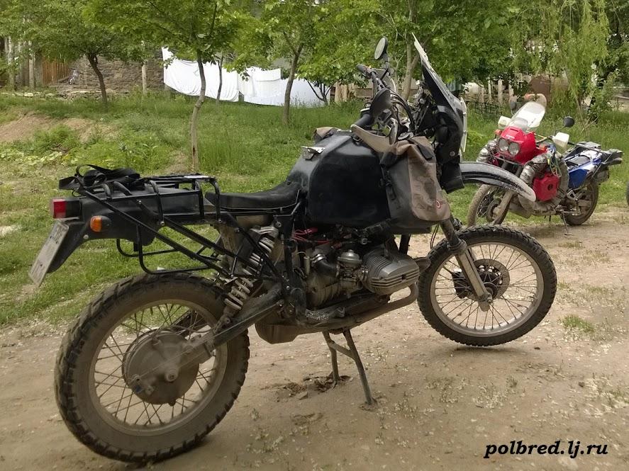 Bartang valley road - альтернатива Памирскому тракту
