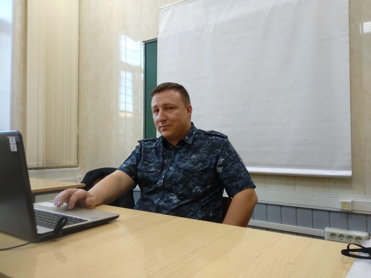 Во ВГИИКе прошла лекция по противодействию экстремизму