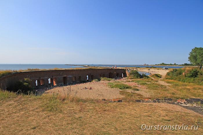Западный Форт Пиллау
