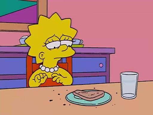 Los Simpsons 14x14 Krusty va a Washington