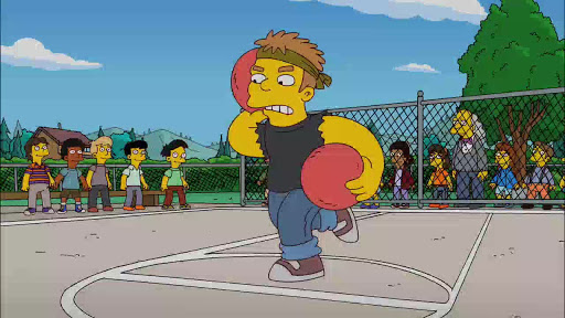 Los Simpsons 22x10 Mamá, me gustaría olvidar