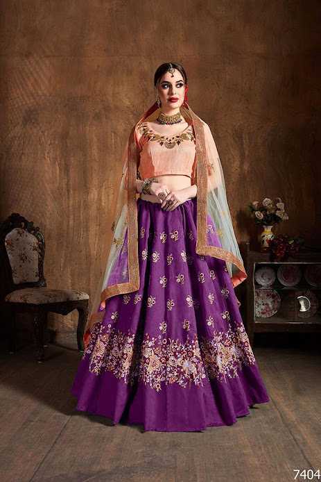 Buy Stylishta Cultural Lehenga Choli Catalog Online Wholesal