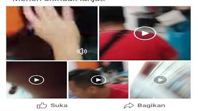 """Viral Video di Medsos, Oknum Polisi Minsel """"Bakurung deng Orang pe Bini di Kamar"""""""