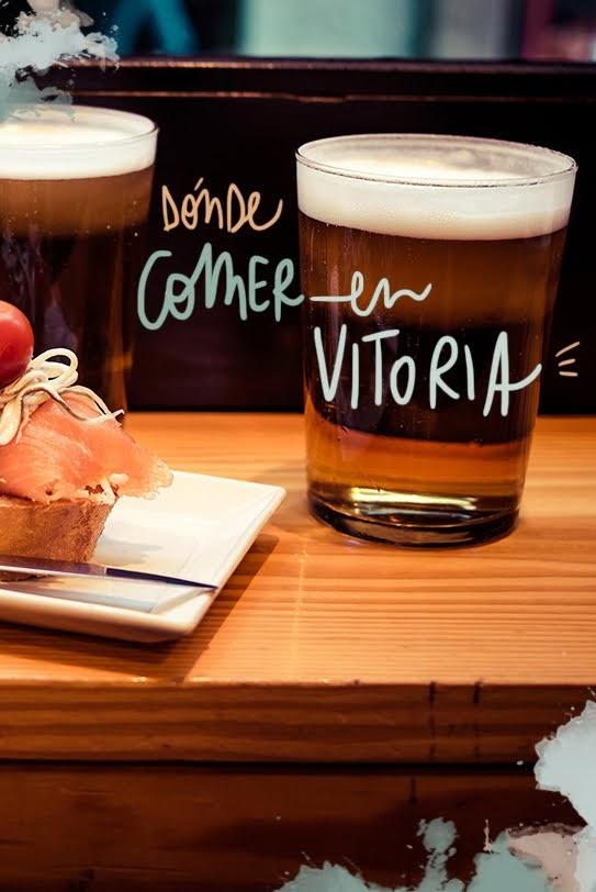 restaurantes donde comer en Vitoria