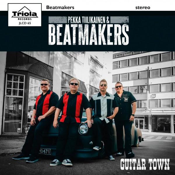Kansikuva: Pekka Tiilikainen & Beatmakers: Ainutlaatuinen / Emiko