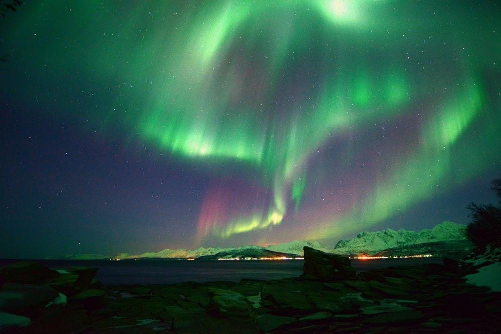 Viajar na Noruega