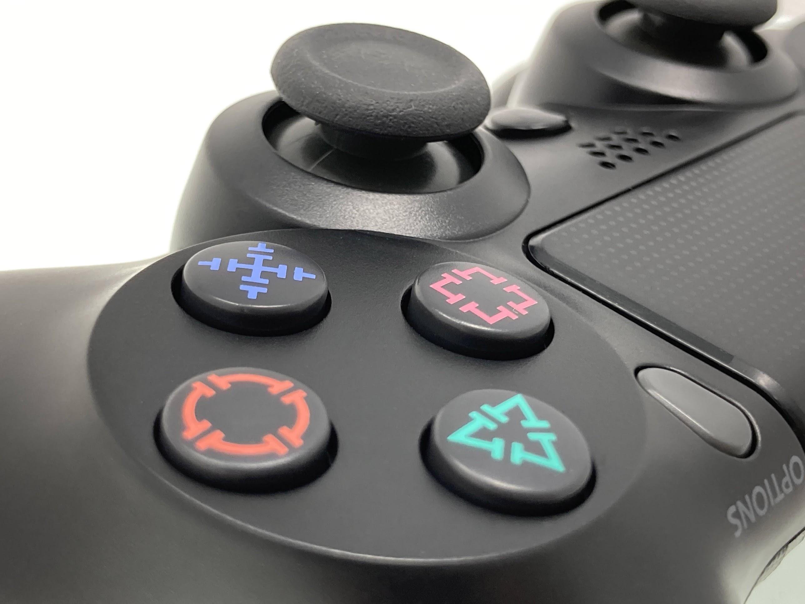 PS4 Joystick Controller close up 3