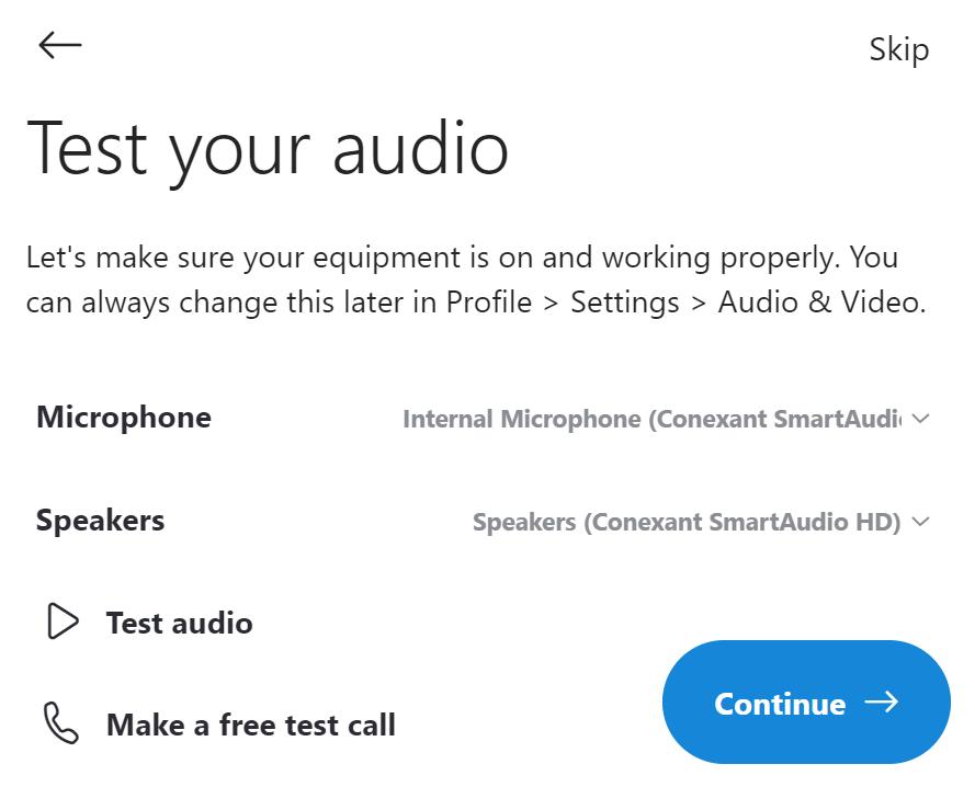 hướng dẫn cách tạo tài khoản skype trên máy tính