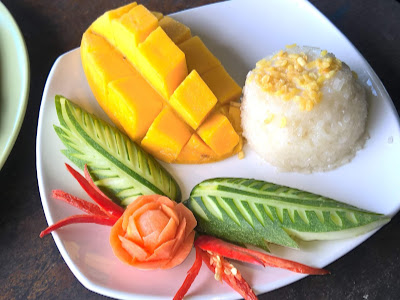 Afternoon Class with Sweet Thai Dessert by Riverside Thai Cooking in Khao Lak