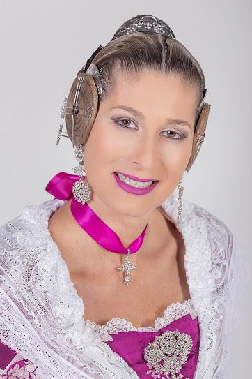 Cristina Díaz Pérez, falla Baró de Patraix-Conca - nº215