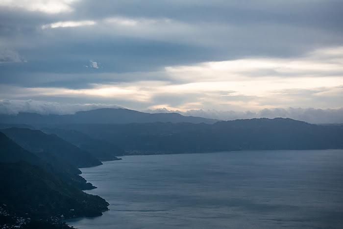 Indian's Nose, lacul Atitlan
