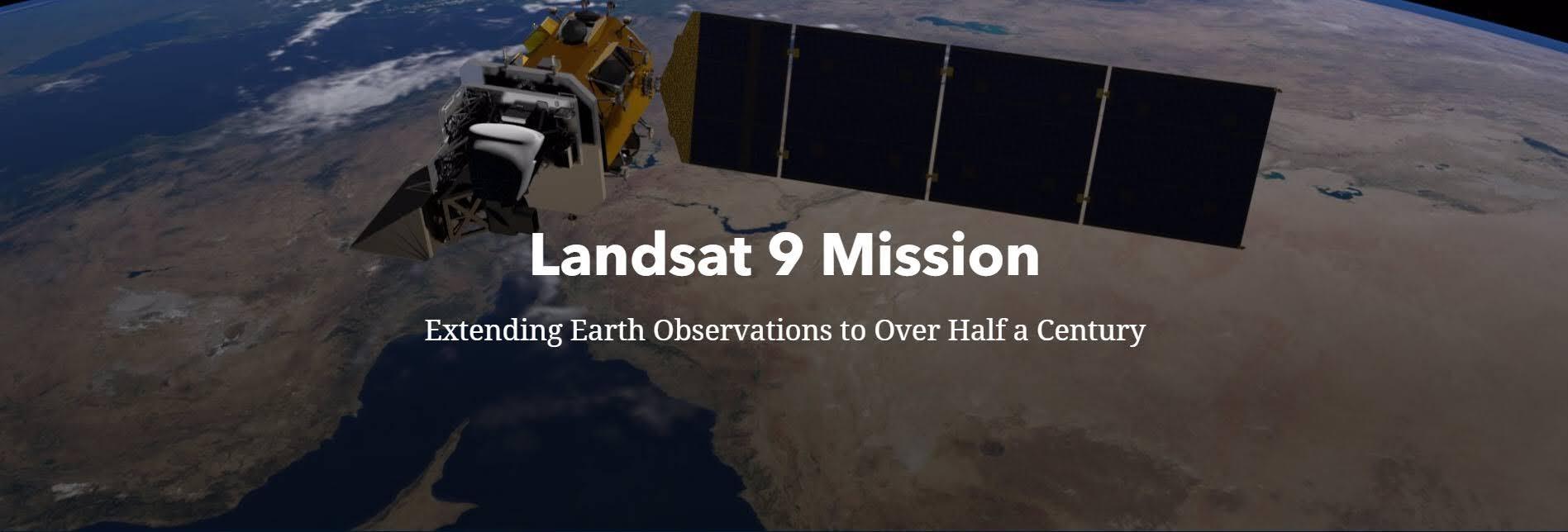 Selamat Datang Landsat 9