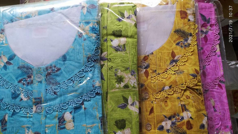 Ready At Store Alisha 3411 Shivani Designer Nighty Manufacturer Wholesaler