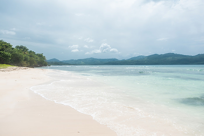 Plajele din Las Galeras
