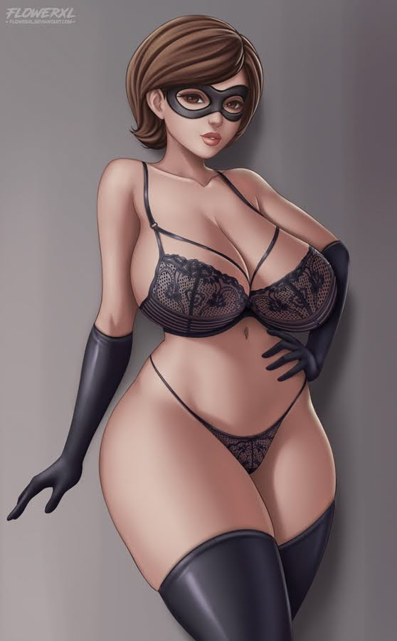 elastigirl sexy