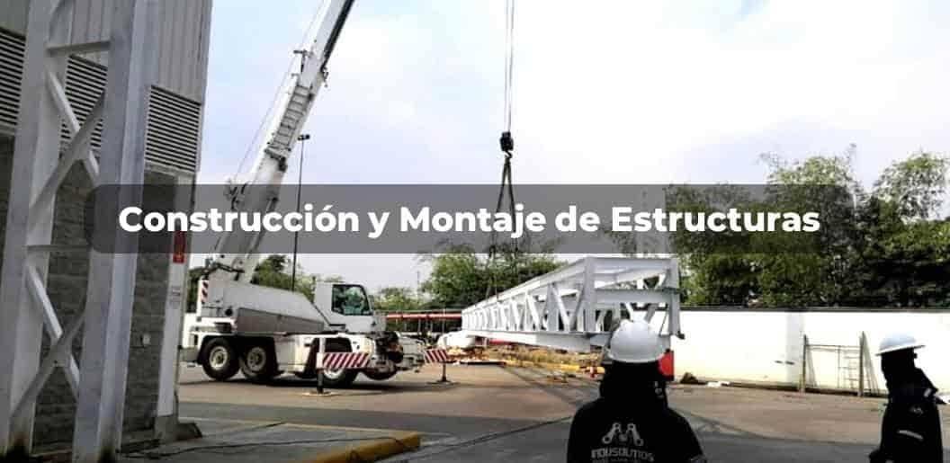 Indusolmos Construccion y Montaje Ecuador