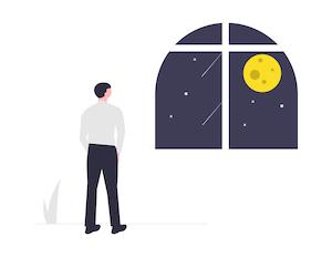 月光浴をして月のパワーで運気を上げよう