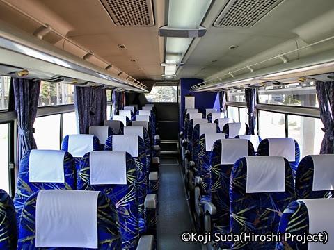 沿岸バス「13快速幌延留萌線」「56快速留萌旭川線」 ・709 車内_01