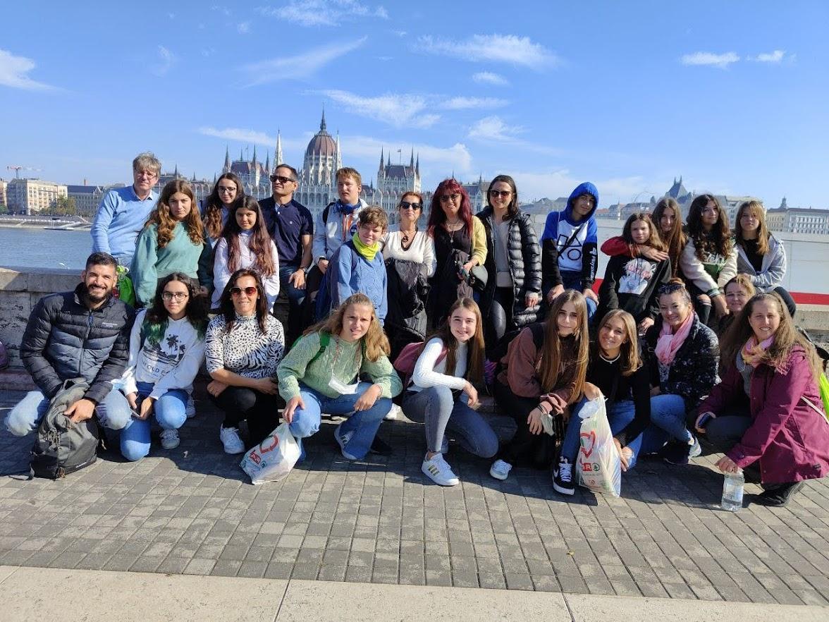 Erasmus+ Budapest