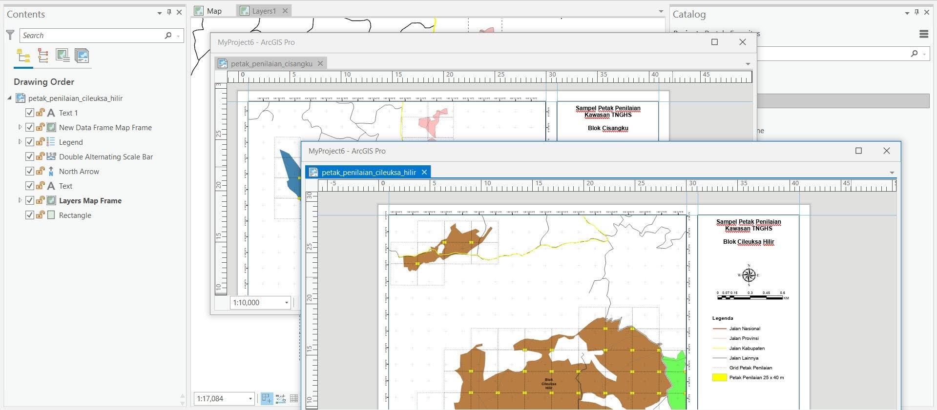Penelusuran Beberapa Definisi Sistem Informasi Geografis atau SIG