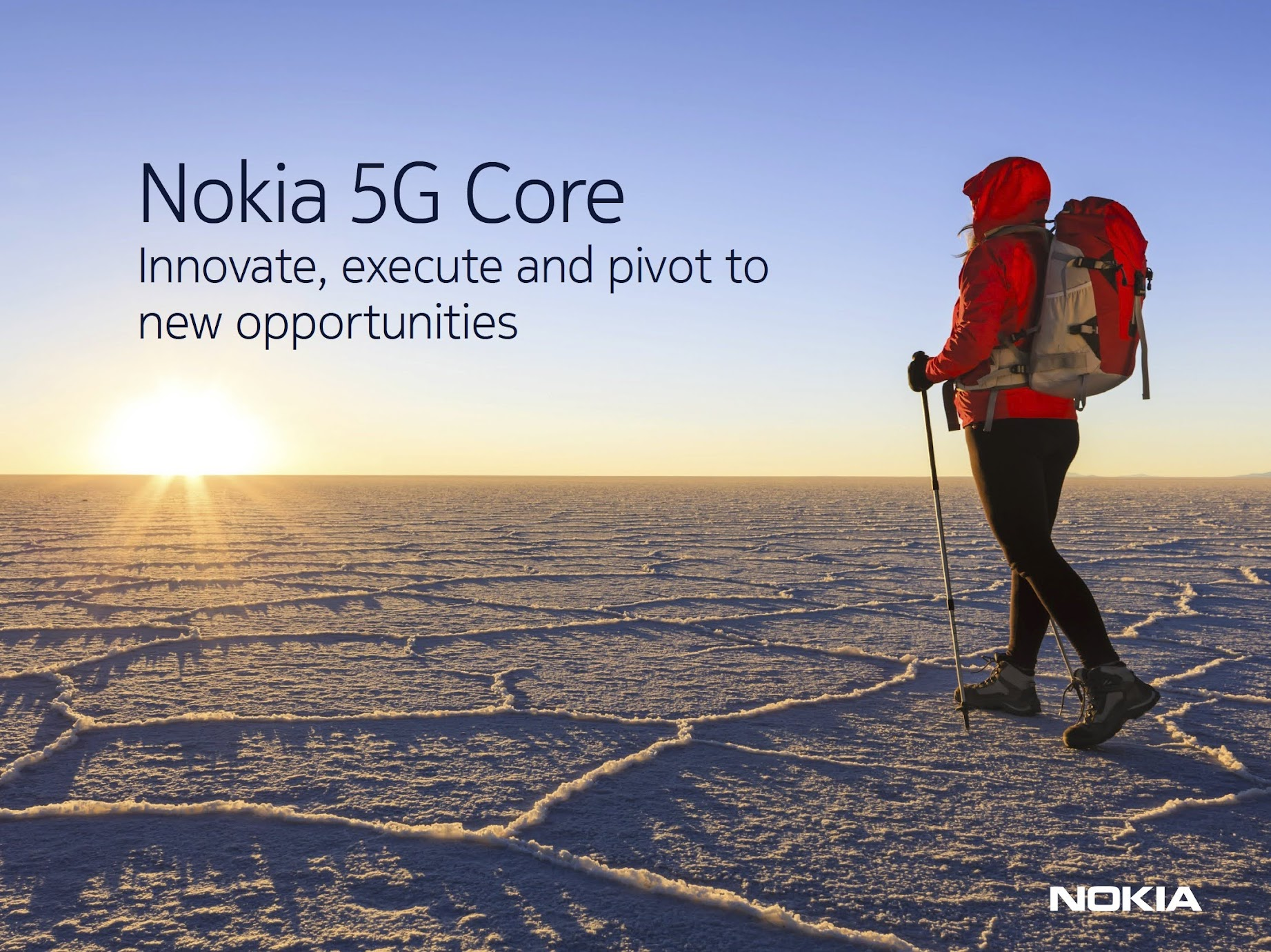 Your Core Network is the Heart of the 5G Transformation