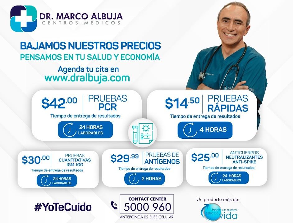 DR ALBUJA CENTROS MEDICOS