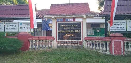 Desa Beran Kecamatan Ngawi