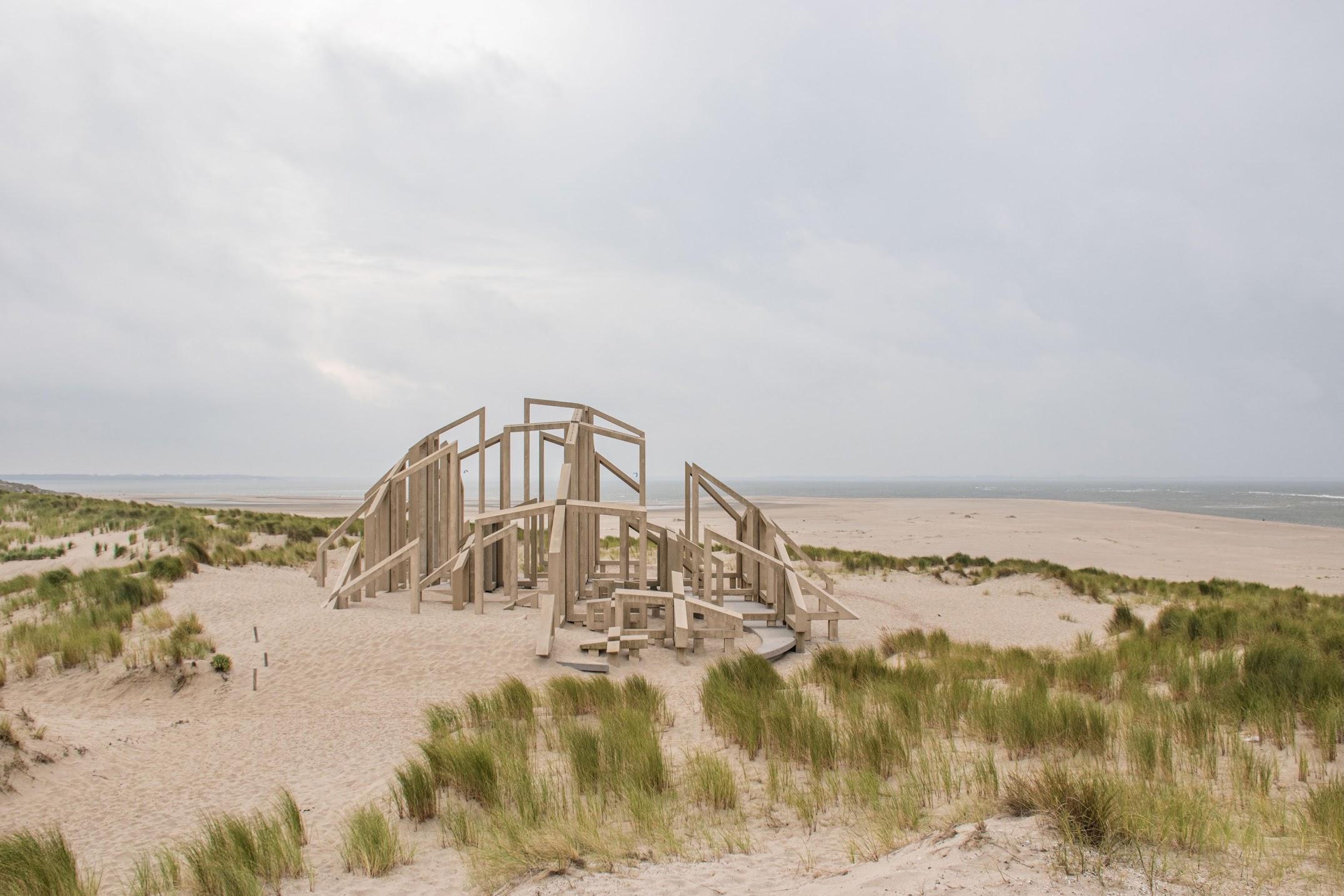 Voorne-putten-strand