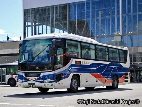 沿岸バス「留萌旭川線」 ・602