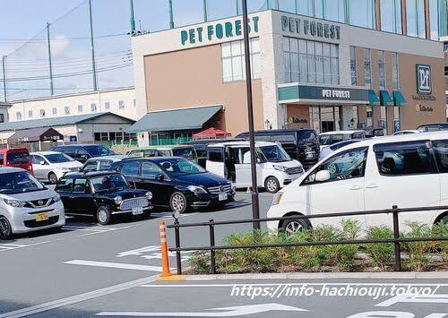 公正屋下九沢店 駐車場 完備