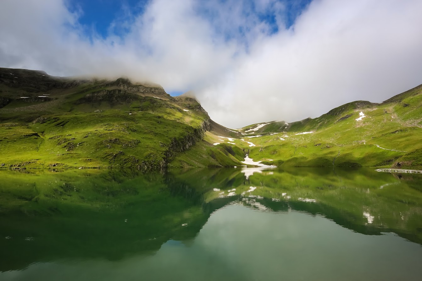Швейцария в августе. Фототочки, несложные маршруты