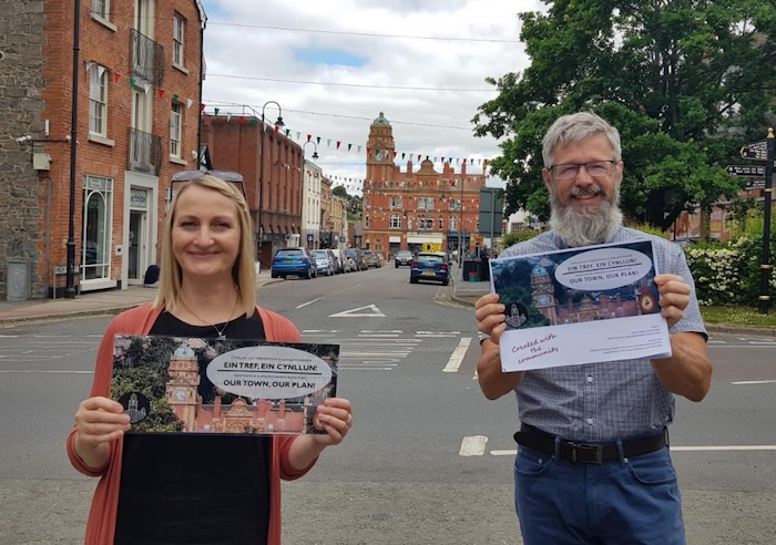 Town's place plan attracts national attention