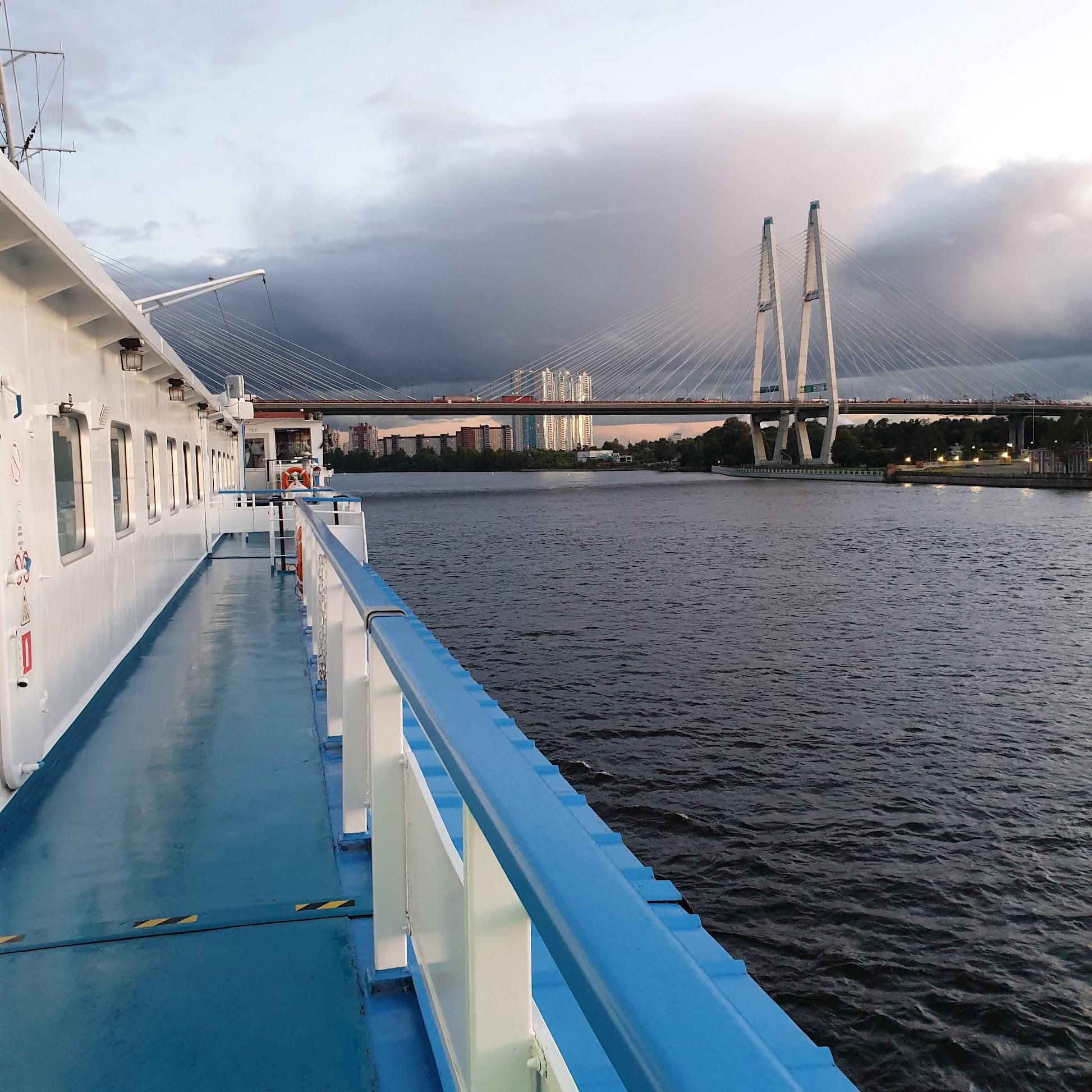 Два озера и три реки, или Карелия с воды, сентябрь 2021