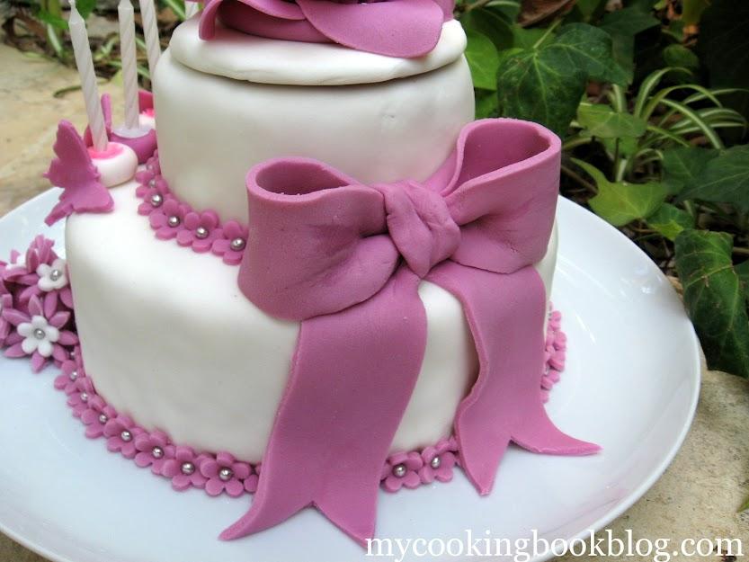 Торта Малечка Палечка