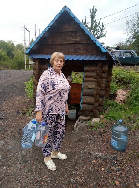 Щербакова Антонина Михайловна