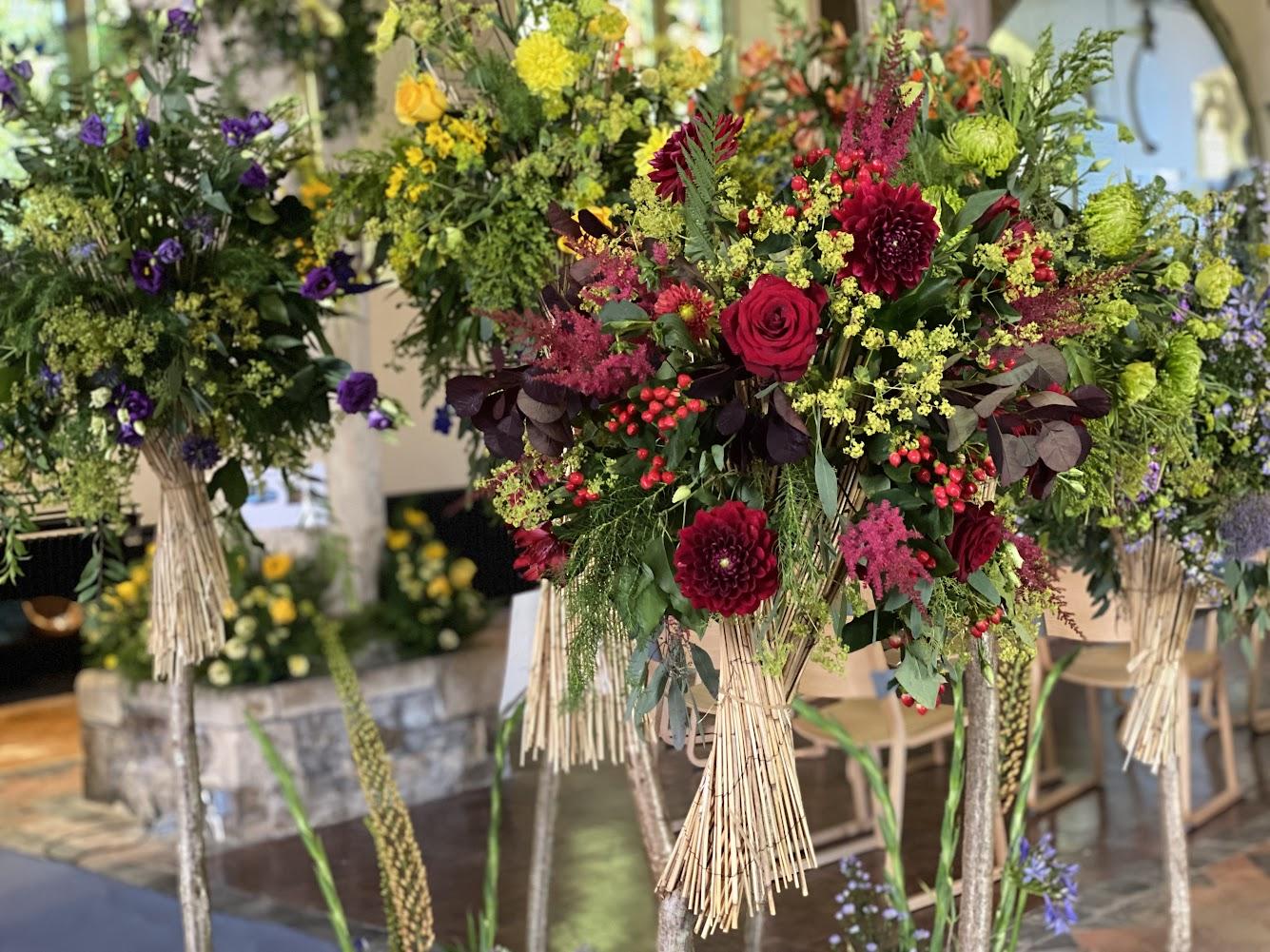 St Mildreds Church Flower Festival 2021 Tenterden