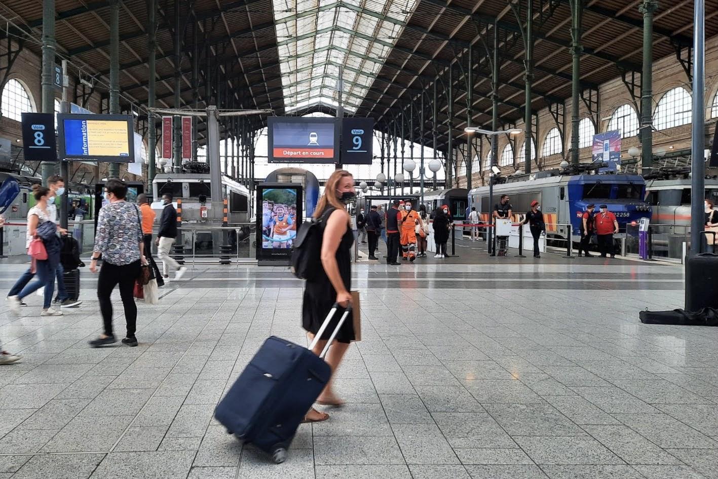 Thalys-naar-Parijs