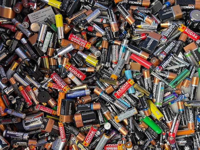 Recycle your used batteries, says council