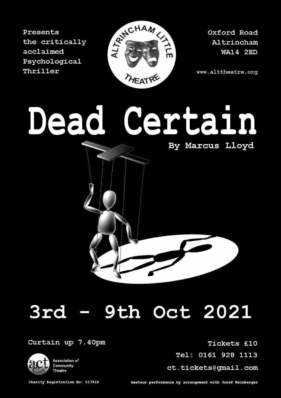dead-certain